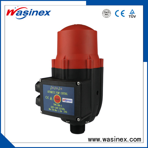 China Water Pump Pressure Control Switch With Pressure