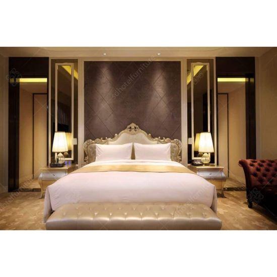 Economical Custom Made Modern Hotel Bedroom Furniture Suites