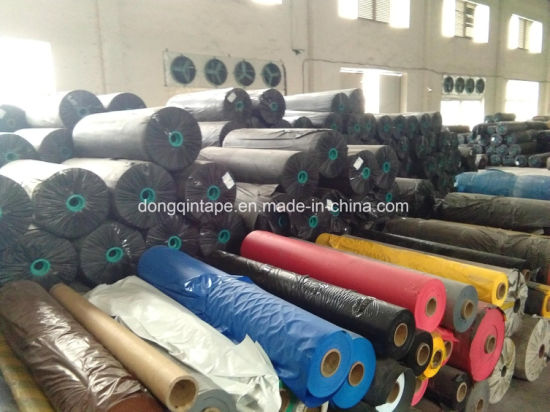 China Factory of PVC Electrical Insulating Tape Jumbo Rolls /Log