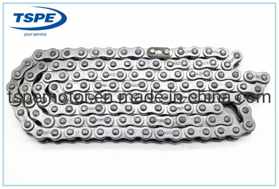 Motorcycle Parts Motorcycle Chain 428h X 126 pictures & photos