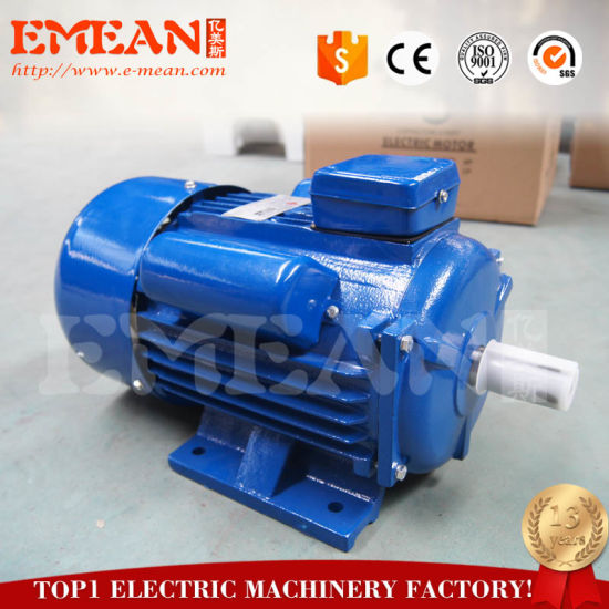 Yl Series Single Phase Induction Motor, Popular Sale 1 5kw 2HP