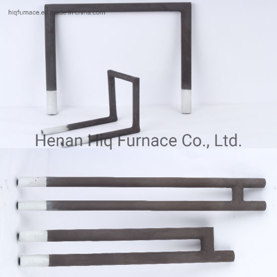 High Temperature Kiln Furnace Used U Type Silicon Carbide Sic Heating Element, Sic Electric Heater