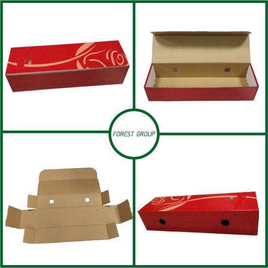 Cmyk New Design Fsc Corrugated Carton Box Supplier