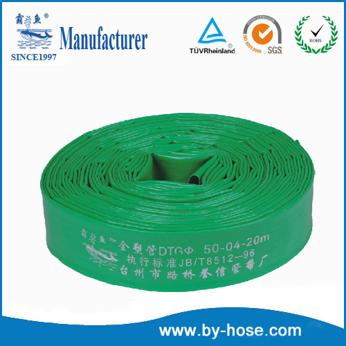 Industrial Irrigation PVC Layflat Soft Water Hose Pipes pictures & photos