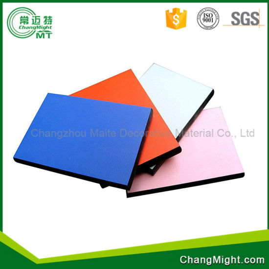 Laminated Sheet Manufacture/High Pressure Laminate pictures & photos
