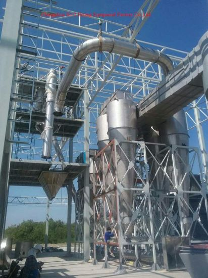 Xsg Model Cassava Starch Spin Flash Dryer Flash Drier Equipment
