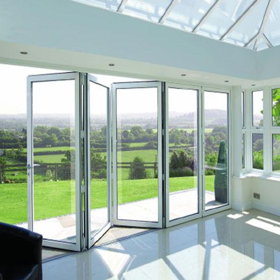 Aluminum Folding Doors/Bifold Doors/Patio Doors Design