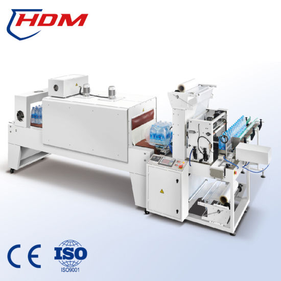 Automatic Sleeve Sealing Shrink Wrapping Machine Packing Machine