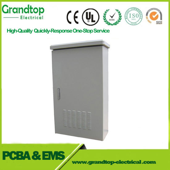 Waterproof Metal Distribution Box Wall Mounting Enclosures Steel Enclosure  Electrical Cabinet Switchgear Cabinets With Inner Door