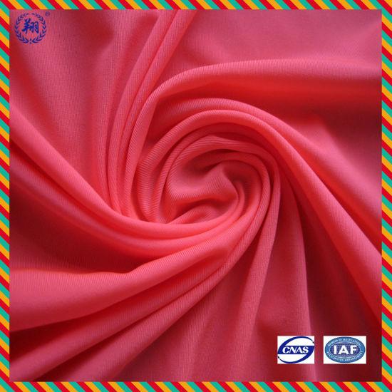 Nylon Spandex Light Weight Microfiber Fabric for Underwear