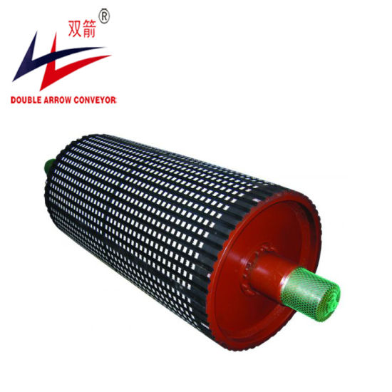 Polyurethane Lagging PU Lagging Pulley Driving Pulley From China pictures & photos