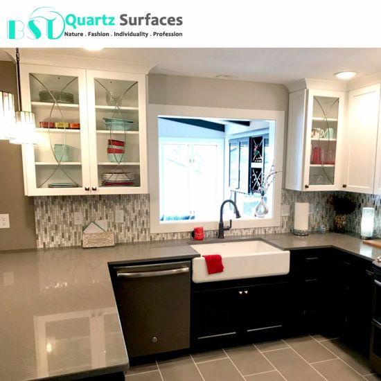 Quartz Tiles For Countertops