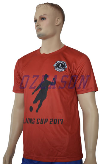 4f4d47141 China Custom Made Men′s High Quality Cotton Red Polo T Shirts ...