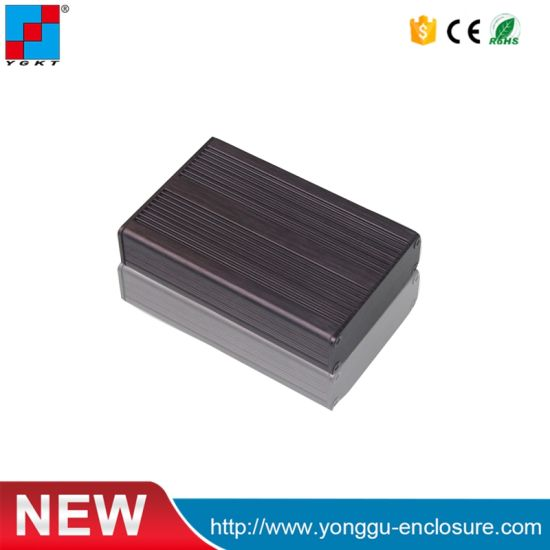 Factory Wholesales High Quality Aluminium Extruded Box for Power Distribution