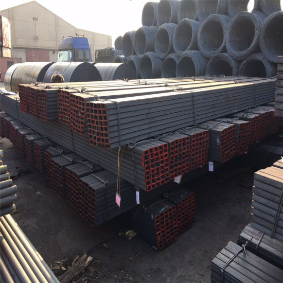 Wholesale Construction Material Hot Rolled U-Channel Bar