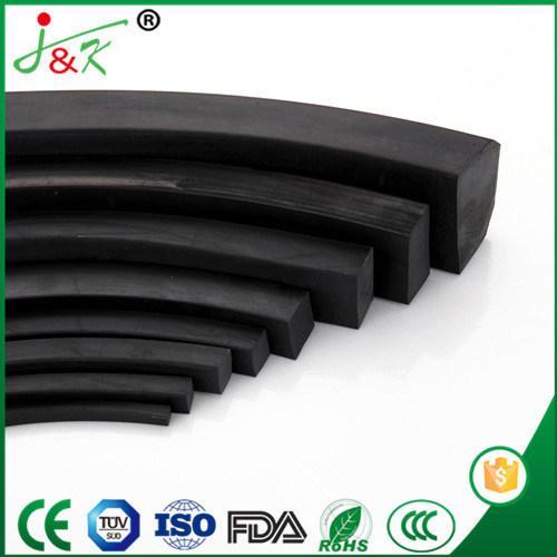 EPDM, Silicone Rubber Cord for Windows and Doors, Cars, Decoration