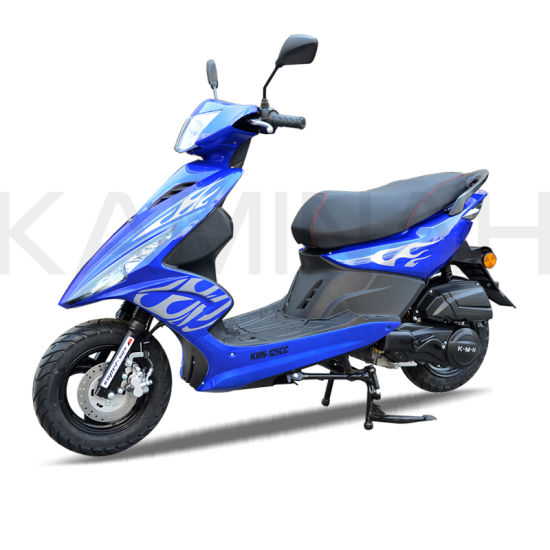 China 125cc Gas Scooters Motorbike Motorcycle Gasoline Scooter Ghost Fire pictures & photos