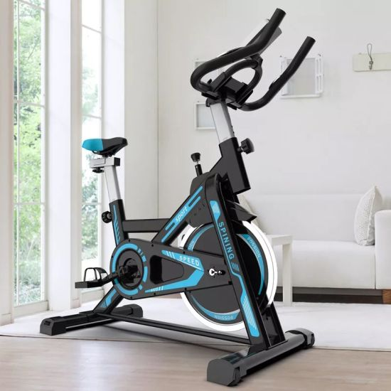 Home Use Spin Bike Flywheel 6kg Magnets Force Exercise Cycle Trainer Bike pictures & photos