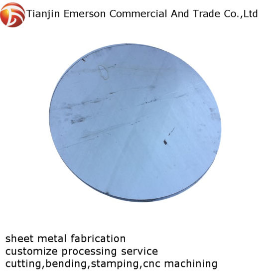 Precision Custom Services Work Stainless Steel Sheet Metal Fabrication