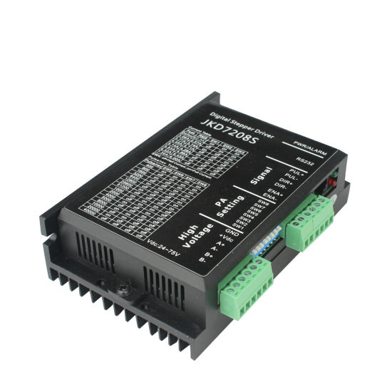 Jkd7208s 2phase Digitial Stepper Motor Driver for Factory Price pictures & photos