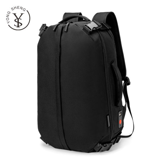 Multifunctional Sport Bag Backpack Anti-Thief with USB Charge