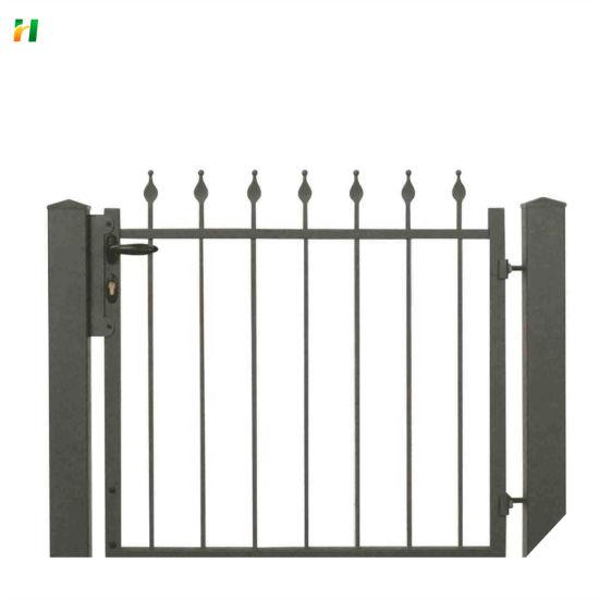 Spear Top Garden Fence Panel Factory Farm Fence Garden Gate