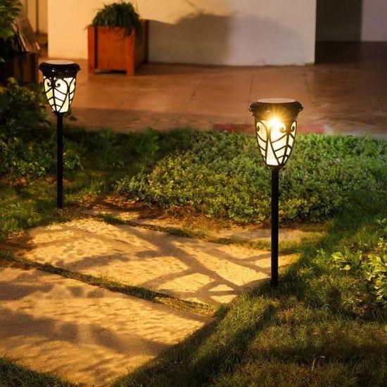 Garden Light Floor Outdrro Lighting Solar Lawn Lights