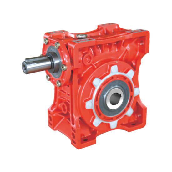 Nrv Nmrv New Design Shaft Input Right Angle Speed Reducer Worm Gear Box Transmission Gearbox