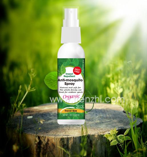 Euclyptus Oil Anit Mosquito Spray Mosquito Repellent Liquid Spray Fz04