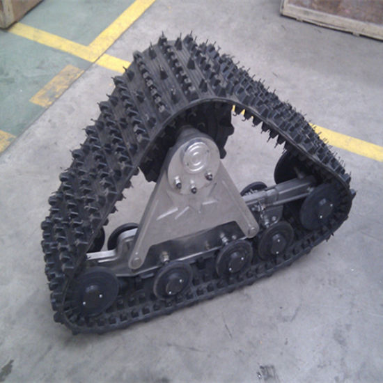 ATV SUV Rubber Track System Convert System for Sale H5h-255 pictures & photos