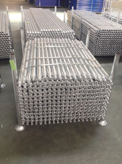 Q235 Scaffolding Tube with End Fittings/Twist-Lock Tube pictures & photos