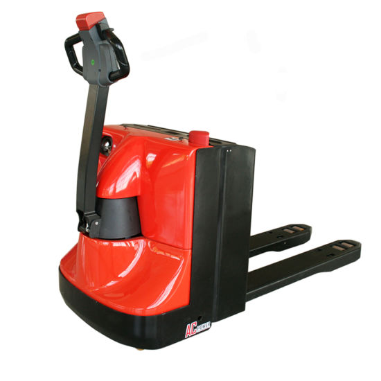 Electric Pallet Jack Power Pallet Truck Walkie Pallet Truck 2ton pictures & photos