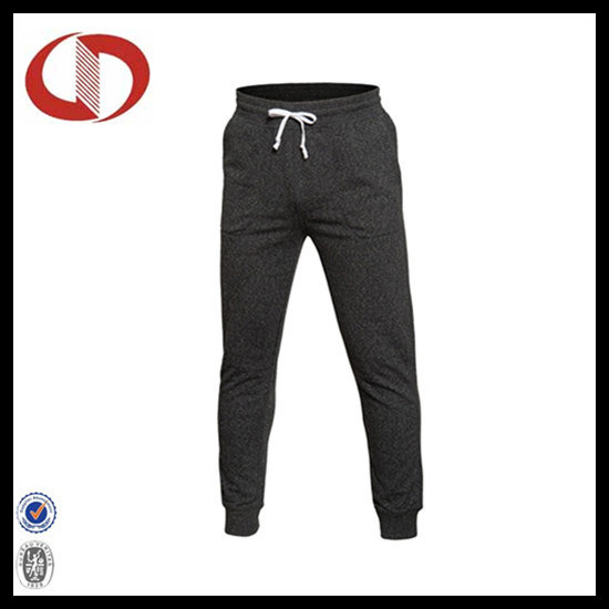 Wholesale Cheap Fleece Terry Sports and Sweat Pants for Men pictures & photos