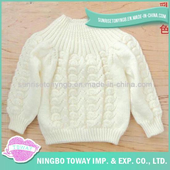 fc07cc8ef5e8f China Best Handmade Soft Fashion Cashmere Knit Child Sweater - China ...