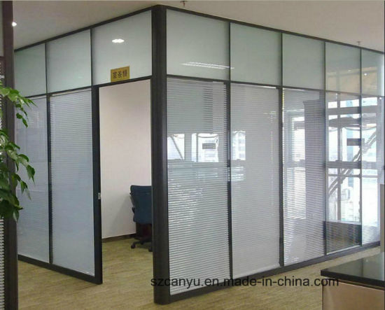 Modern Office Sound Proof Meeting Room Movable Wall Partition
