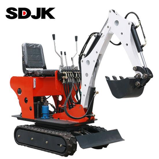 China 600kg Small Mini Digger Hydraulic Crawler Excavators With Best Price China 0 6 Ton Mini Excavator Smallest Mini Excavator