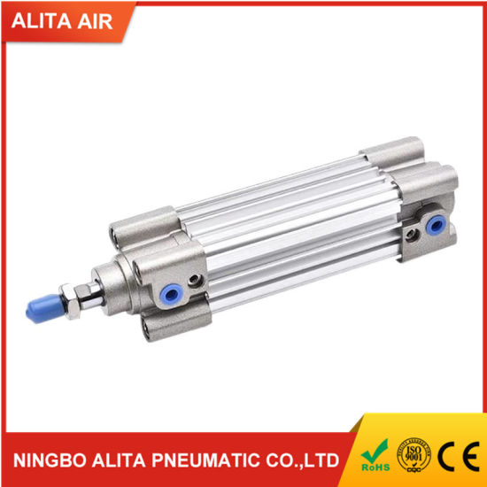 ISO Standard Double Acting Pneumatic Cylinder