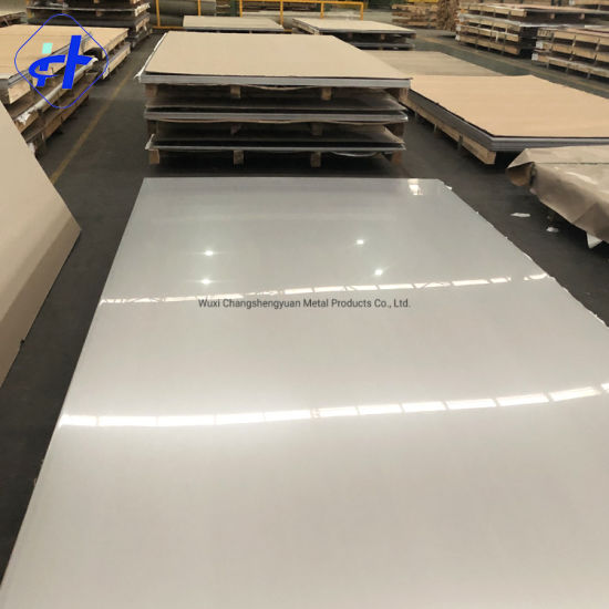 Factory Price 201 304 304L 316 316L 310S 430 317 347 Stainless Steel Sheet with Surface 2b Ba No. 4 Hl Checked Anti-Slip Tread