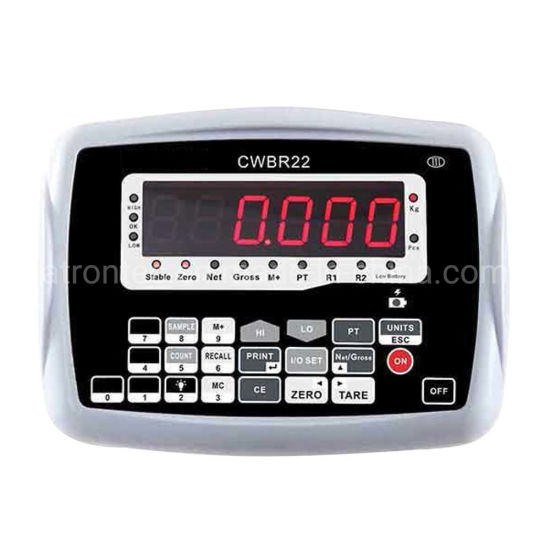 High Precision LED Display Weighing Scale Indicator