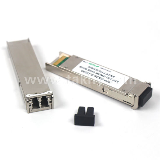 Takfly 10g XFP 850nm Multimodule Transceiver SFP Module 300m pictures & photos