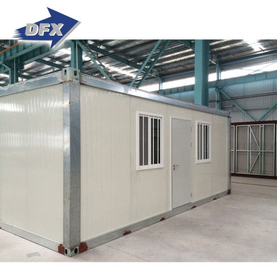 Low Cost Modular Colorful Container Modular House Homes pictures & photos