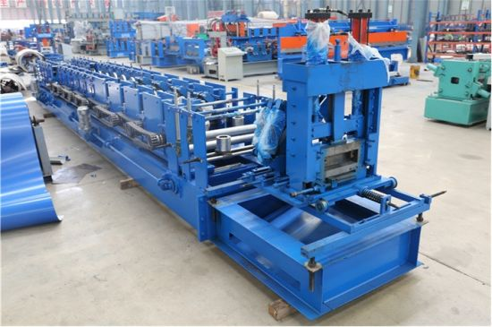 Ceiling Purlin C Channel Roll Forming Machine pictures & photos