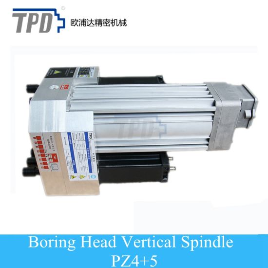1.7kw Vertical Spindle Silimar as Hsd Spindle Boring Head for Woodworking pictures & photos