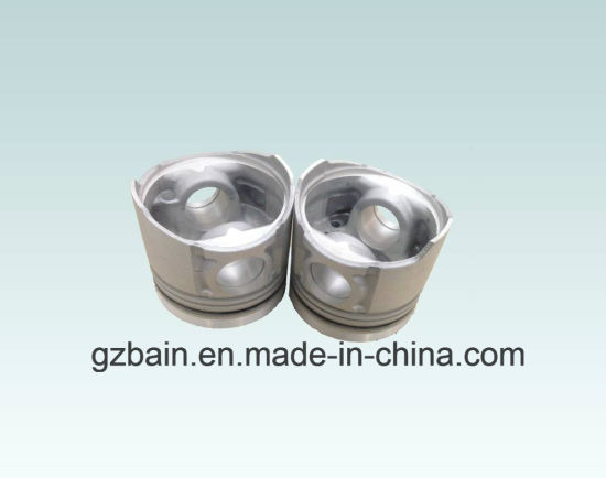 6bg1-3ring Isuzu Excavator Engine Piston Manufacture Supplier pictures & photos