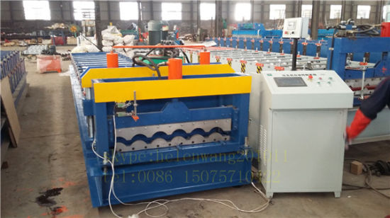 Kexinda Roof Tile Roll Forming Machine pictures & photos