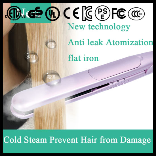 Steam Ceramic Flat Iron (V179) pictures & photos