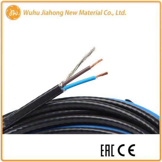 Self-Regulating Heat Cable 8mm 3 Watts 100 Feet 120V//240V