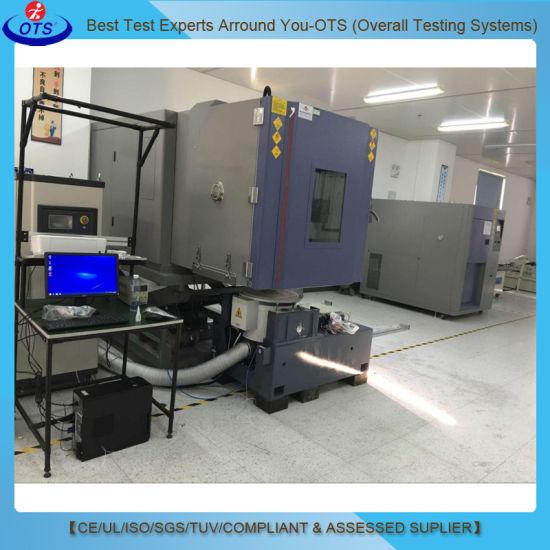 Environmental Climatic Box Temperature Humidity Vibration Three Comprehensive Test Chamber