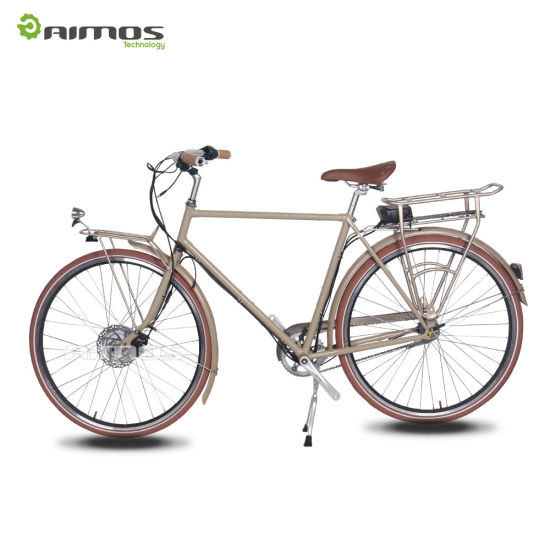 High Quality 700c Electric City Bike/Retro Bicycle/Vintage Bike for Sale