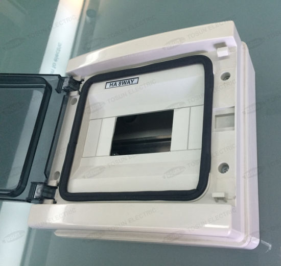 IP65 Waterproof Electrical Power Distribution Board pictures & photos